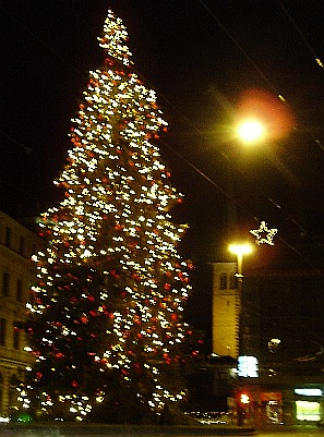 Swiss Christmas Traditions Trees Cards Markets Songs